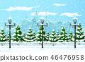 xmas christmas snow 46476958