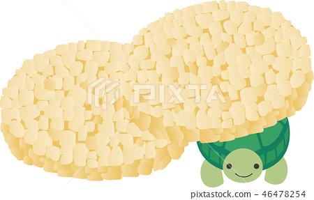 Bon sen飯碗和烏龜 46478254