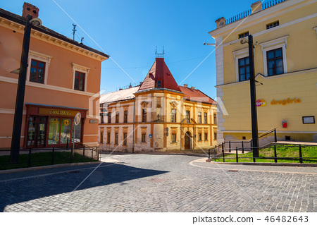 old streets of Levoca 46482643