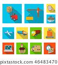 collection,equipment,flat 46483470