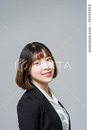 비지니스 우먼 회사원 여성 여자 20대 30대 커리어 우먼 46484868
