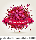 Be my valentine 46491880
