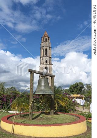 Manaca Iznaga Tower in Valley of the Sugar Mills 46491991