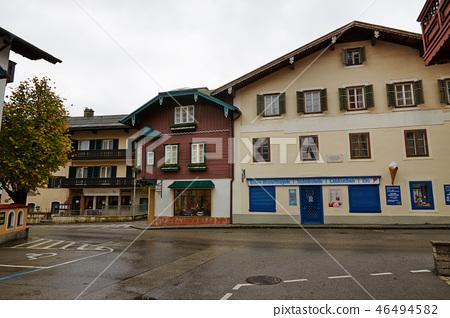 오스트리아,할슈타트 46494582