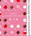 lolipop, lollipop, valentine 46499134