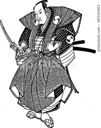 浮世繪武士 Uyoki e Samurai 46500901