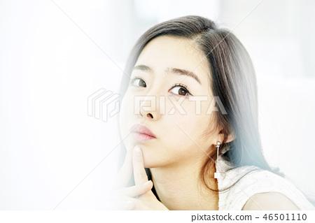 젊은여자 46501110