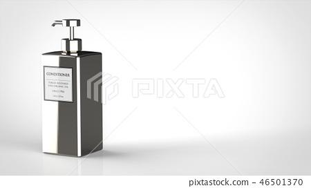 Conditioner Stainless Corner Left 46501370