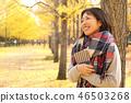 享用秋葉的中間夫人 46503268