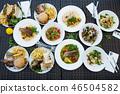 italian, food, seafood 46504582