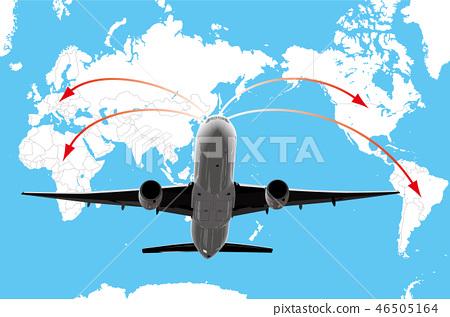 海外旅行 46505164