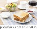 breakfast, morning, meal 46505835