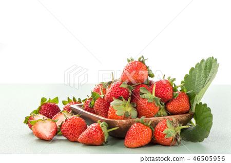 草瓜水水果冬天天堂冬季彩色背景草莓草莓草莓 46505956