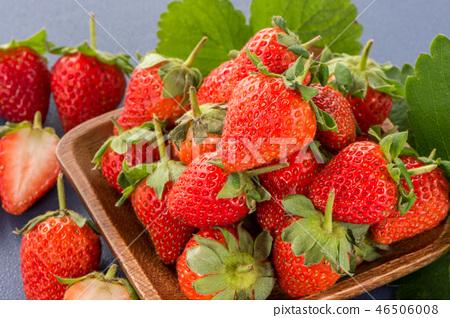 草瓜水水果冬天天堂冬季彩色背景草莓草莓草莓 46506008