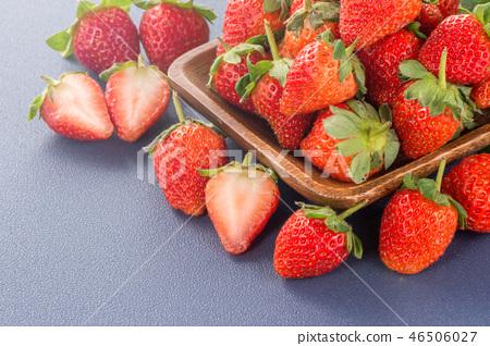 草瓜水水果冬天天堂冬季彩色背景草莓草莓草莓 46506027