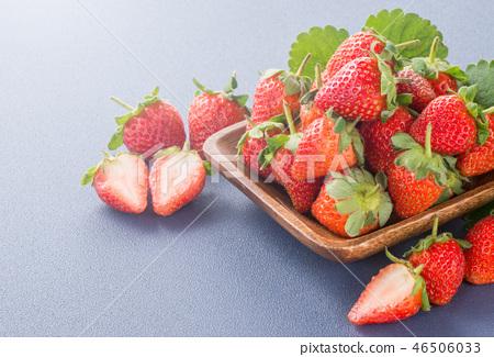 草瓜水水果冬天天堂冬季彩色背景草莓草莓草莓 46506033