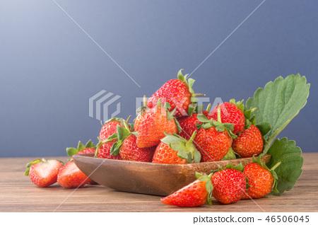 草瓜水水果冬天天堂冬季彩色背景草莓草莓草莓 46506045