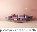 sofa, interior, room 46506787