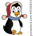 Stylized penguin topic image 3 46506833