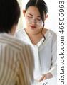 辦公室休閒商務會議女人 46506963