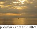 แสงอาทิตย์,แสง เบา,มหาสมุทร 46508021