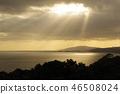 แสงอาทิตย์,แสง เบา,มหาสมุทร 46508024