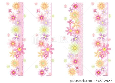 꽃 프레임 46512927
