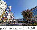 Tokyo cityscape of Japan I look at Jiyugaoka Station etc. 46516583