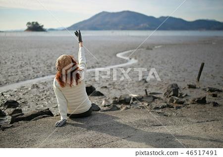 해변의여인!,바다를바라보다, 46517491