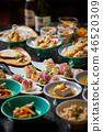 日本料理 46520309