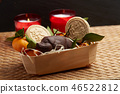 Chinese or Lunar New Year Basket 46522812