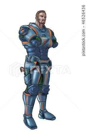 22+ Science Fiction Sci Fi Soldier Concept Art Gif
