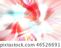 Abstract background with explosion effect 46526691