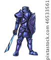 knight, fantasy, warrior 46533561