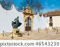 entrance to the Plaza de Toros in Ronda, Spain 46543230