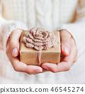 ปีใหม่,นำเสนอ,ของขวัญ 46545274
