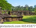 Terrace of the elephant  46545877