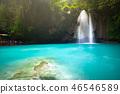 The Kawasan Falls, Cebu, Philippines 46546589