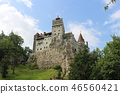 밀기울 성 브라쇼브 루마니아 유럽 흡혈귀 드라큘라의 무대 46560421