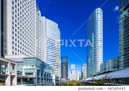 東京品川站周圍的建築群 46560445