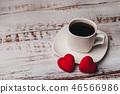 valentines, day, coffee 46566986