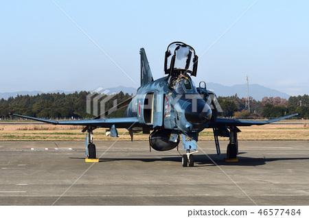 정찰기 RF-4E 지상 전시 46577484