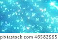 颗粒 粒子 背景 46582995
