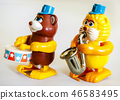 marching band wind up toy 46583495