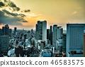 도시 풍경, 도시 경관, 도시 46583575