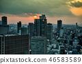 도시 풍경, 도시 경관, 도시 46583589