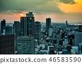 도시 풍경, 도시 경관, 도시 46583590
