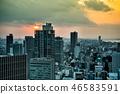 도시 풍경, 도시 경관, 도시 46583591