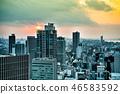 도시 풍경, 도시 경관, 도시 46583592