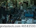 도시, 고층 빌딩, 고층 건물 46583593